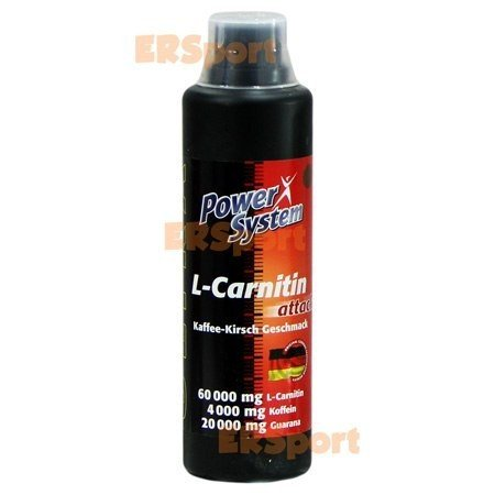 Power System L-Carnitine Attack