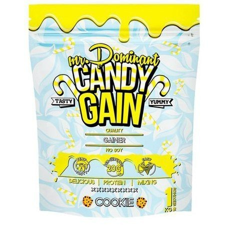 Mr.Dominant Candy Gain