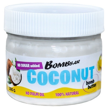 Bombbar Coconut Butter