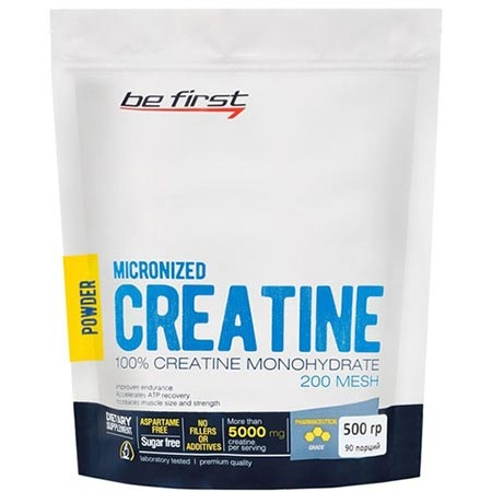 Be First Creatine