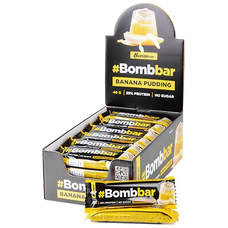 Bombbar Chocolate Bar