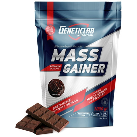 GeneticLab Nutrition Mass Gainer