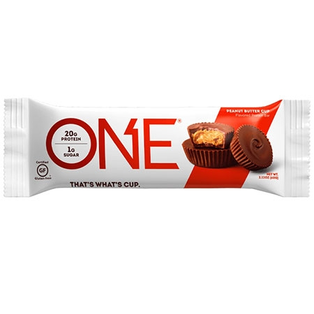 One1 Nutrition One Bar 60г