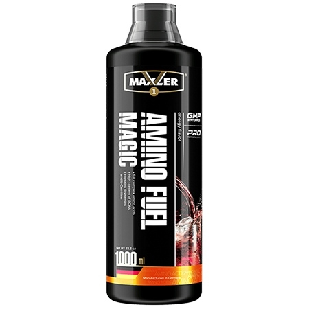 Maxler Amino Magic Fuel 1л
