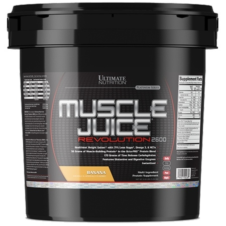 Ultimate Nutrition Muscle Juice 5кг