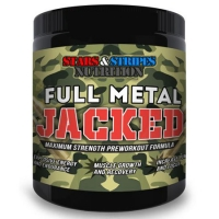 Stars and Stripes Nutriti Full Metal Jacked