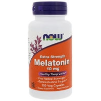 NOW Melatonin 10mg