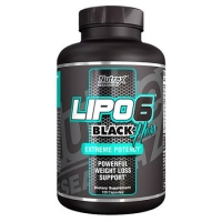 Nutrex Lipo 6 Hers Black 120 капсул